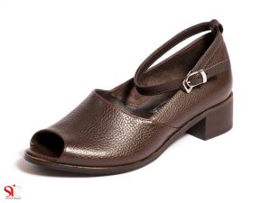 کفش زنانه مدل مایسا با پاشنه تخت ۳ سانتی متری