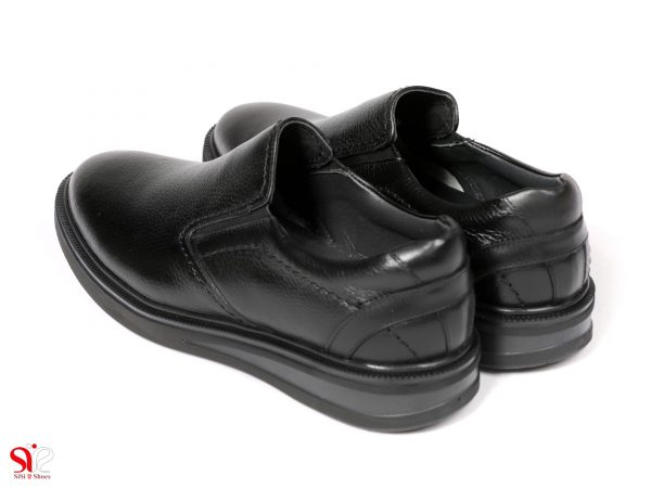 کفش طبی مردانه مدل تایماز دارای کفی نرم و ضربه گیر