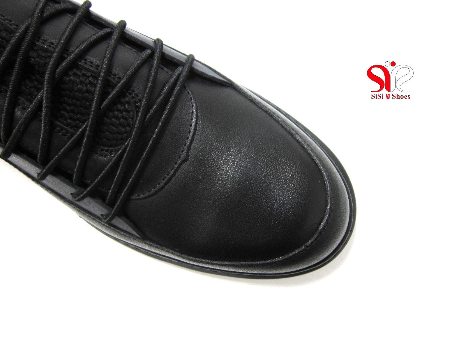 رویه چرمی کفش اسپرت پسرانه - کفش تبریز