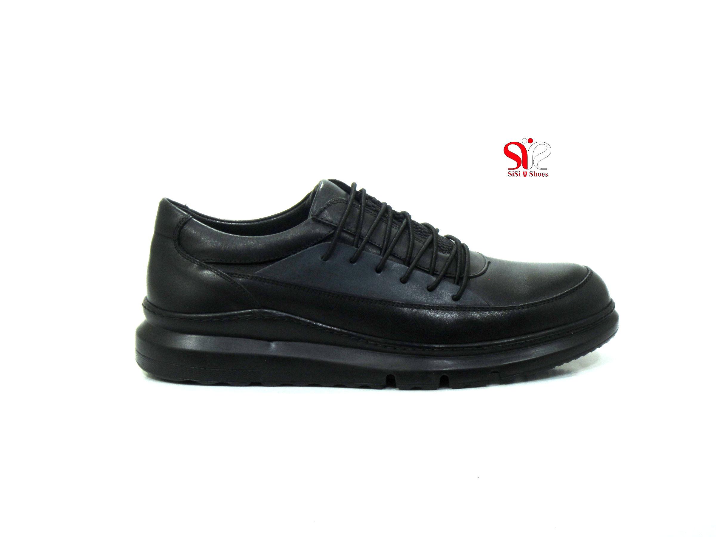 کفش مدل روبین اسپرت مردانه بنددار کشی - کیف و کفش سی سی