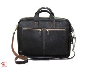 کیف چرم اداری مردانه مدل گارد