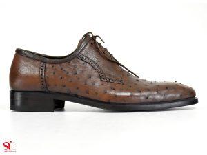 کفش مردانه مجلسی مدل الماس (طرح قدیمی)