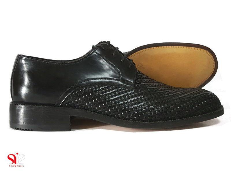 مدل کفش ورنی پاشنه سه سانتی کفش مردانه مدل بافتی - خرید اینترنتی کفش تابستانی مردانه ...