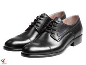 کفش دستدوز مردانه مدل پانو