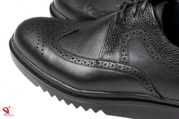 کفش شیک مردانه اسپرت مدل نیومن مشکی