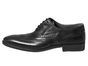 کفش مردانه مدل آذین رنگ مشکی رسمی