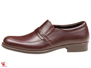 کفش مردانه مدل سیلور رنگ قهوه ای
