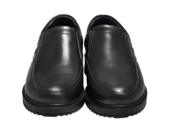 رویه چرم کفش پرسنلی مردانه هوگو
