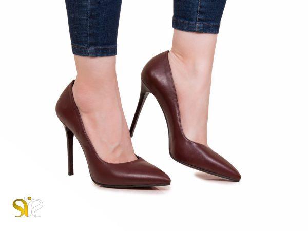 کفش پاشنه بلند مجلسی زنانه مدل ماریا