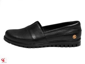 کفش زنانه مدل غزل سی سی رنگ مشکی