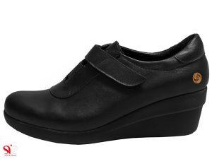 کفش زنانه مدل لنا رنگ مشکی