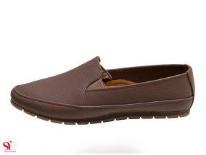 کفش زنانه مدل یاس رنگ طوسی سی سی