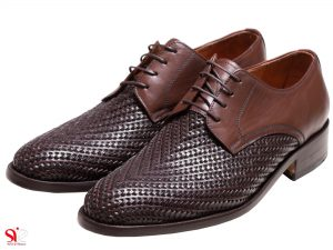 کفش مردانه مدلی بافتی
