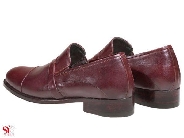 پاشنه مخفی برای کفش مردانه مجلسی مدل فابیو