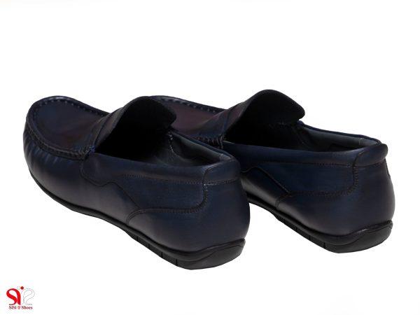 چرم طبیعی کفش کالج مردانه مدل شانلی سی سی تبریز