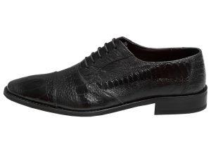 کفش مجلسی مردانه مدل پالادیوم رنگ مشکی