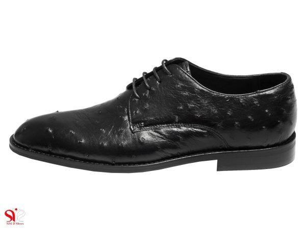 کفش مردانه مدل قصر رنگ مشکی