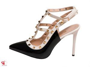کفش پاشنه بلند زنانه مدل کامیلا