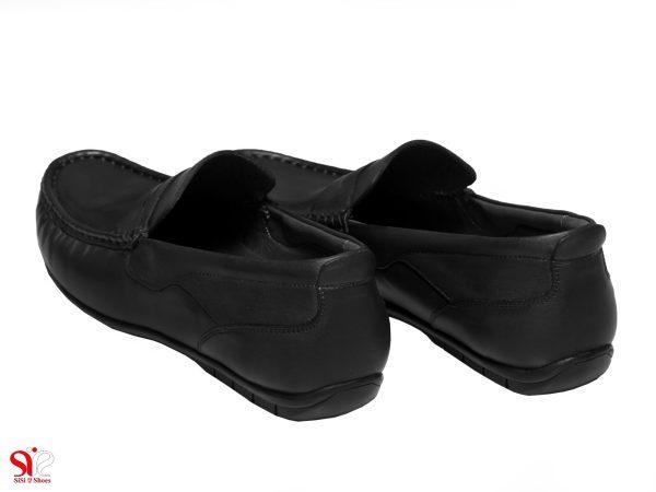 کفش کالج پسرانه مدل شانلی سی سی مشکی