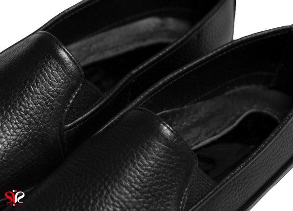 کفی طبی کفش زنانه مدل یاس رنگ مشکی سی سی