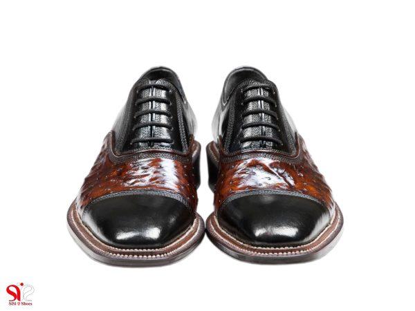 کفش مردانه مدل شایان وی آی پی سی سی