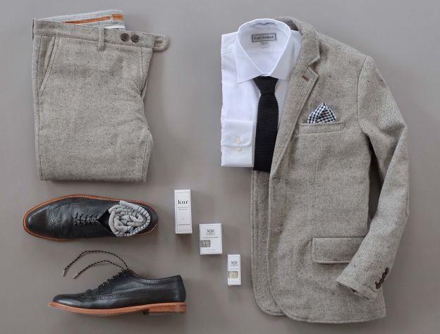راهنمای انتخاب کفش با ست کت و شلوار