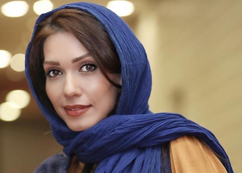 حضور بازیگر محبوب کشورمان سرکار خانم شهرزاد کمال زاده