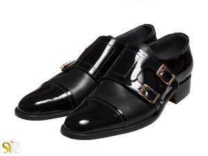 کفش مردانه مدل دوسگک آدلر