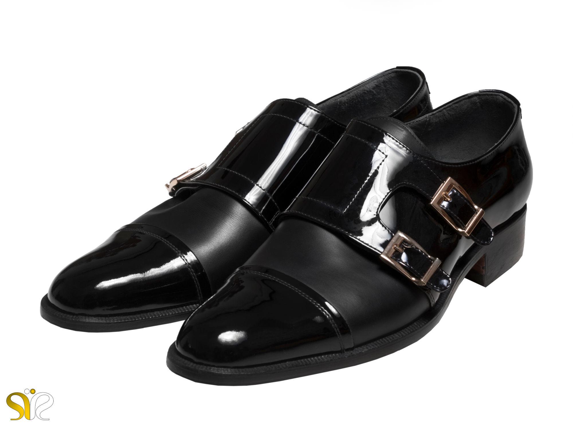 عکس مدل کفش شیک مردانه ورنی مات پاندورا - کفش - پاندورا