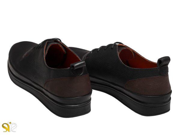 مدل کفش پسرانه اسپورت پادوس رنگ مشکی - کفش تبریز