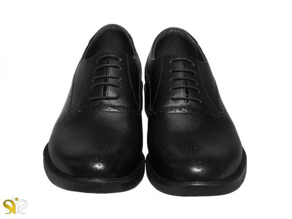 کفش اداری پرسنلی مردانه مدل گالوس - کفش سی سی تبریز