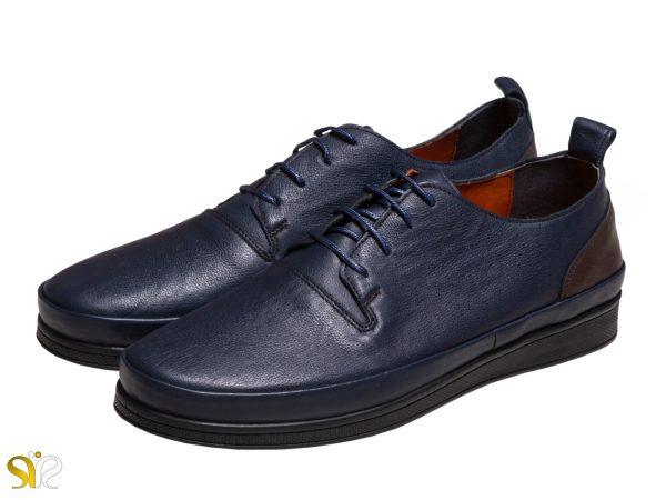 کفش اسپورت مردانه مدل پادوس سرمه ای - کفش