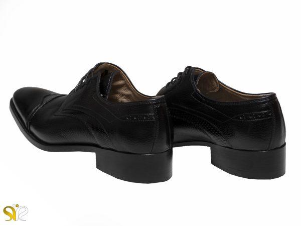کفش مردانه مدل استیون رنگ مشکی سی سی - کفش - کفش سی سی
