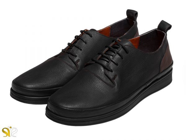 کفش مردانه مدل پادوس مشکی - کفش اسپورت پسرانه