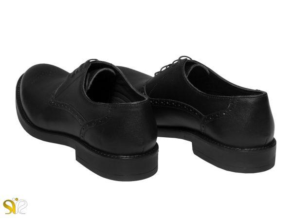 کفش مردانه پرسنلی مدل گالوس - کفش تبریز - سی سی