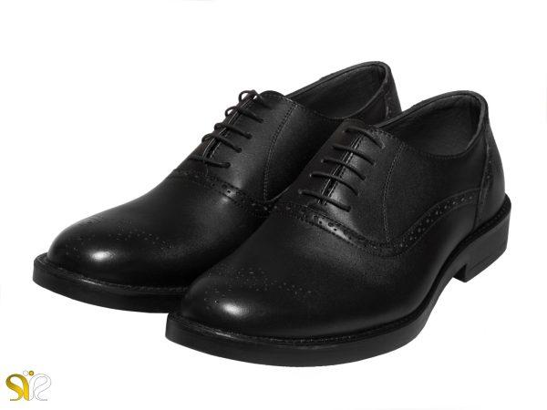 کفش مردانه چرمی مدل گالوس gallus سی سی