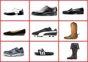 معروفترین کفش های جهان