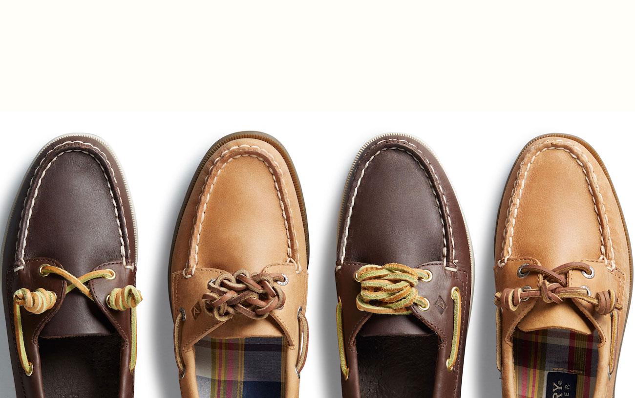 انواع بستن بند کفش (۲)