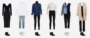 راهنمای انتخاب کفش با ست زنانه