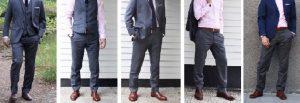 راهنمای انتخاب کفش با ست کت و شلوار (۲)