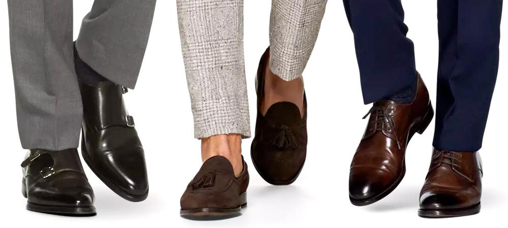 کفش قهوهای یا کفش مشکی مردانه، کدام یکی را انتخاب می کنید؟