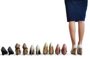 راهنمای انتخاب کفش با ست زنانه (۲)