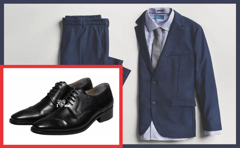 کفش مردانه سی سی