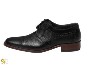 مدل کفش مجلسی مردانه بیروتی مشکی