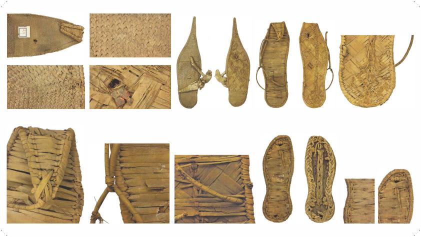 کفش های-مصر-باستان
