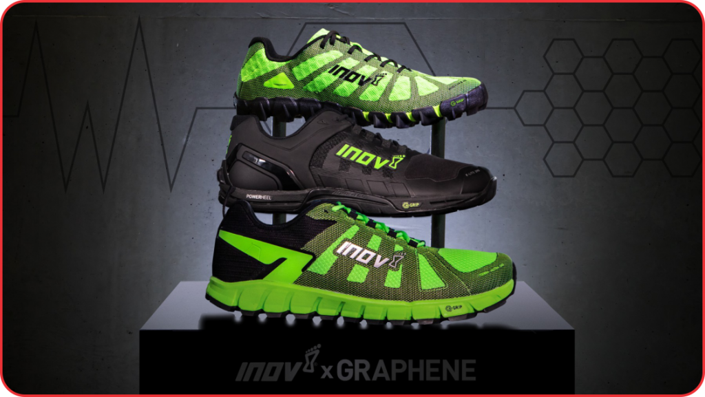 اولین کفش های گرافنی جهان innov - 8