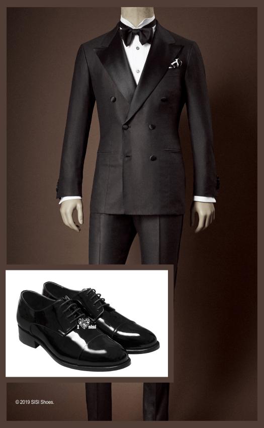 راهنمای انتخاب کفش با ست