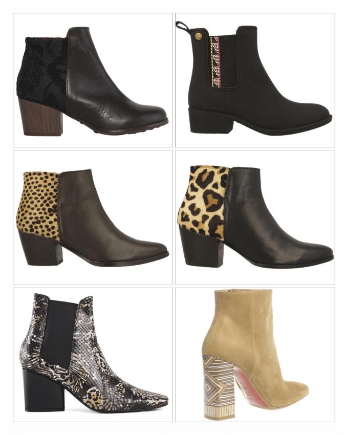 کفش های بوت و نیمه بوت زنانه