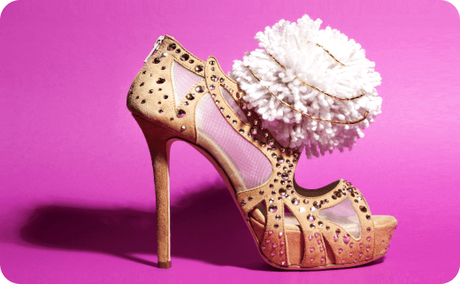 مدل کفش های زنانه پاشنه بلند تابستانی جلوباز 2018 (1)