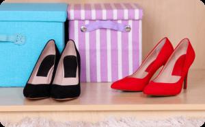مدل کفش های زنانه پاشنه بلند (جلو بسته) در سال ۲۰۱۸